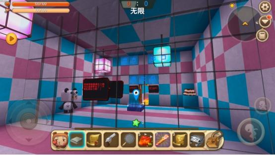 迷你世界:_摆脱固有佛系沙盒玩法,对抗融入迷你世界,惊喜不断