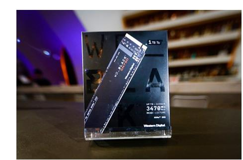 WD BLACK SN750--为游戏而生的SSD