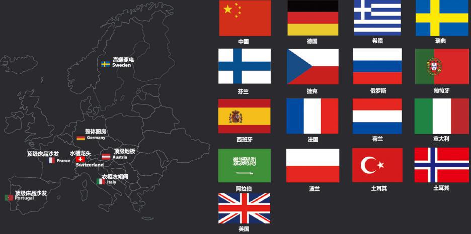 覆盖17国语言,这款云设计神器如何创新欧洲进口大家居销售模式和供应链